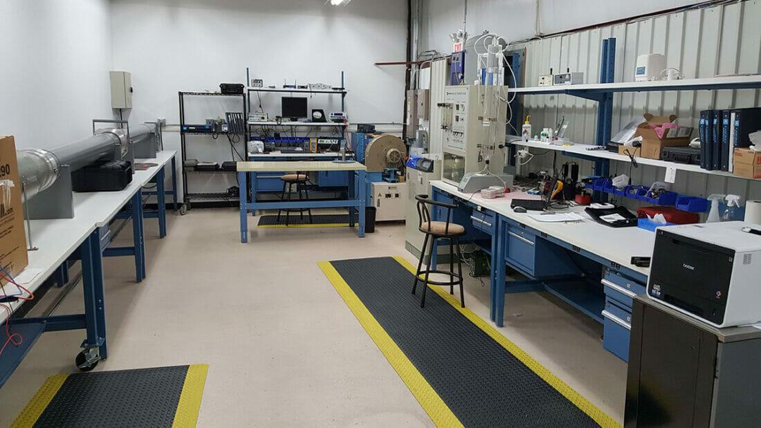 Kanomax Calibration Lab 2017 Image
