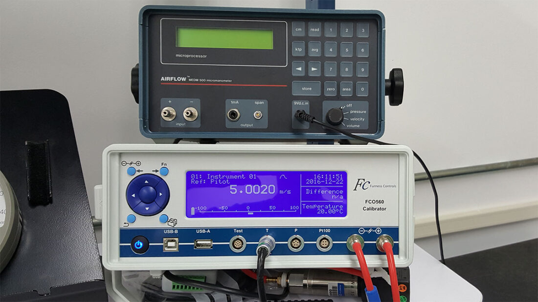 Kanomax Recommends Annual Calibration Blog Image