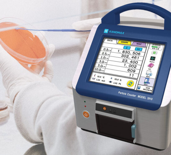 Portable Particle Counter 3910 – Now Fully Compliant with ISO-14644 Blog Image