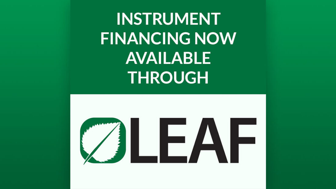 Kanomax Financing Options From Leaf Blog Image
