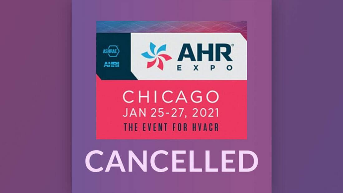 AHR 2021 Cancelled Blog Image