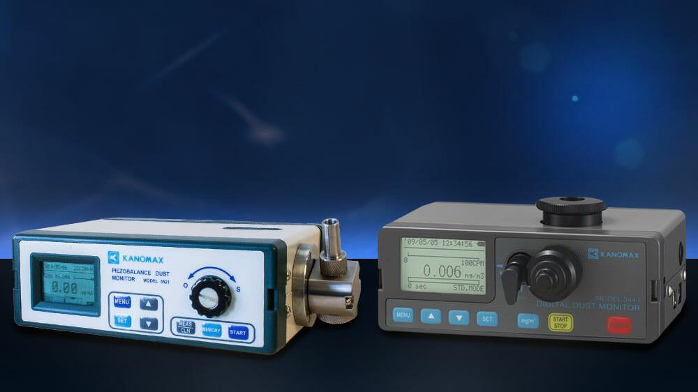 Kanomax Dust Monitors