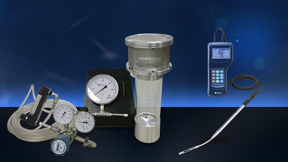 Kanomax Fume Hood Testing Instruments