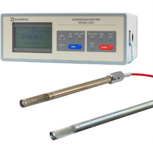 Kanomax High Temperature Anemometer 6162 and Probes