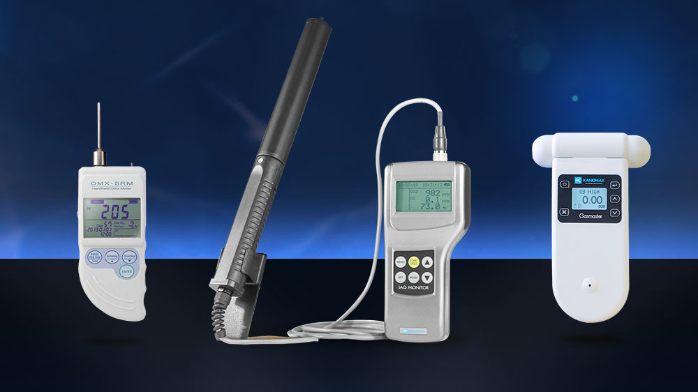 Kanomax Indoor Air Quality Instruments