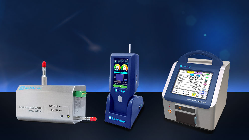 Kanomax Particle Counters