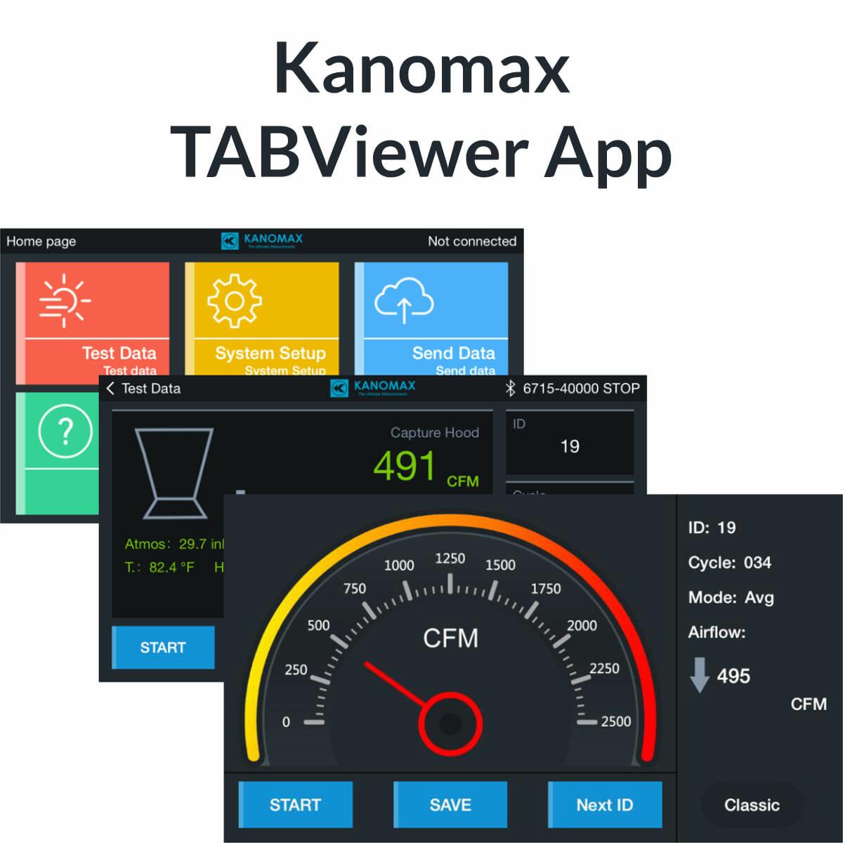 Kanomax TABViewer App Image
