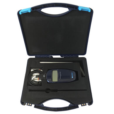 Anemomaster LITE 6006-DE Case