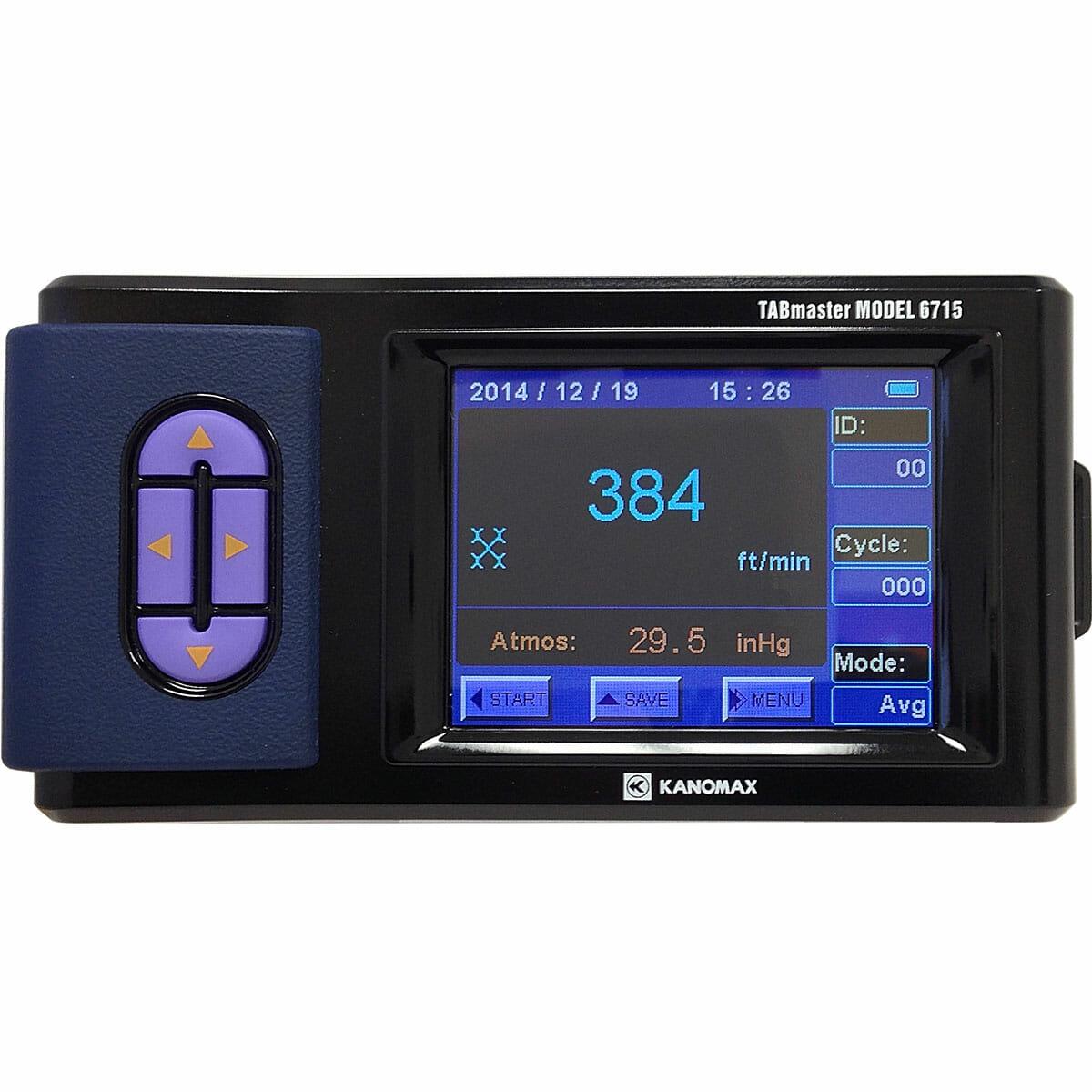 Handheld Micromanometer - Model 6700