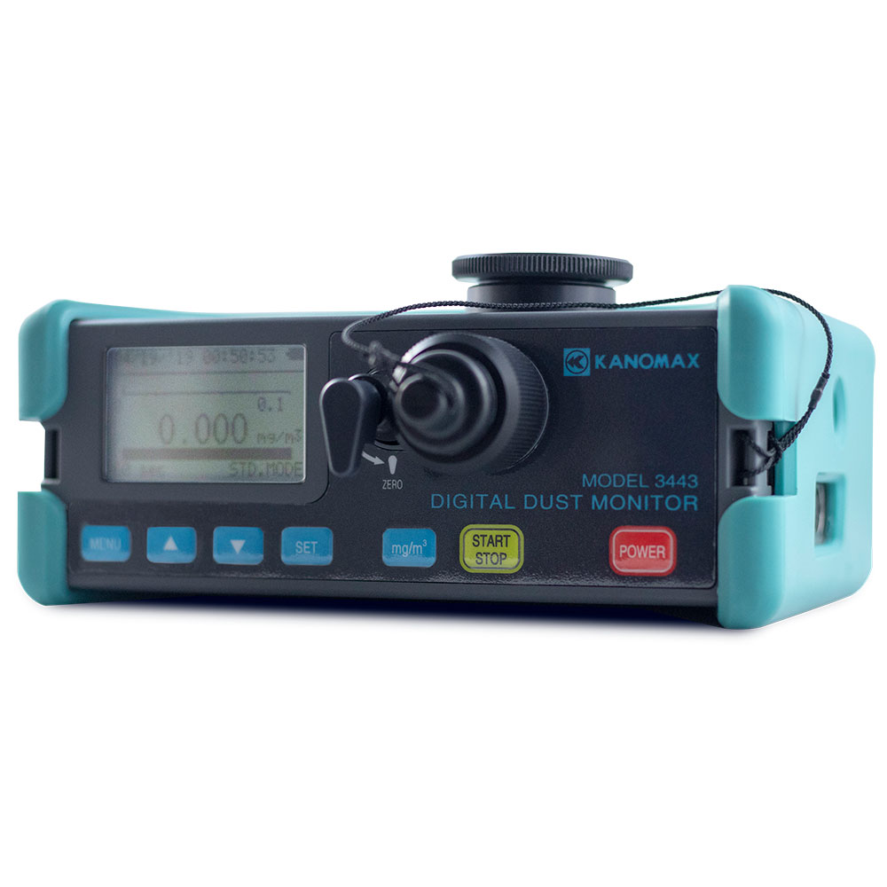 Digital Dust Monitor - Model 3443