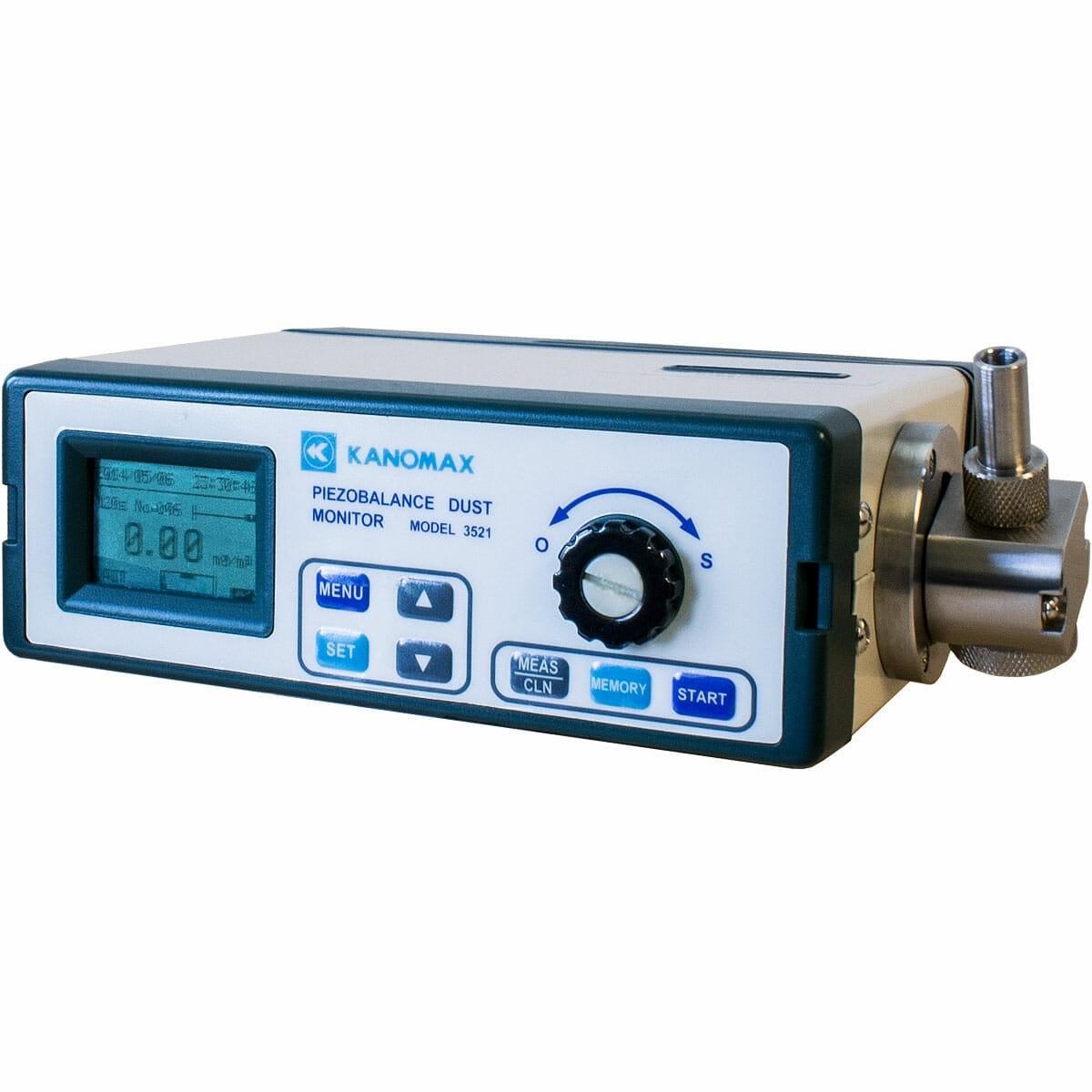 Piezobalance Dust Monitor - 3520 Series