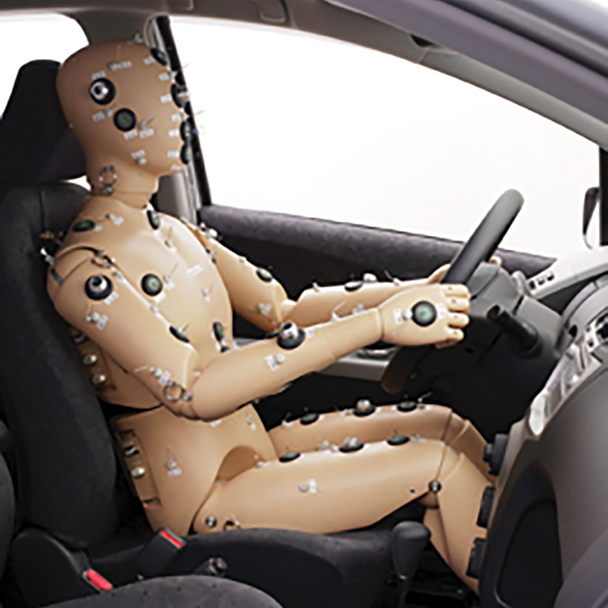 Kanomax Amenity Manikin System for Automotive Testing