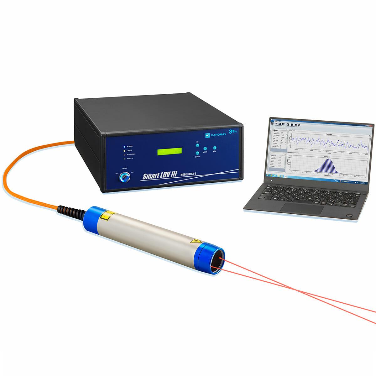 Kanomax Smart LDV III