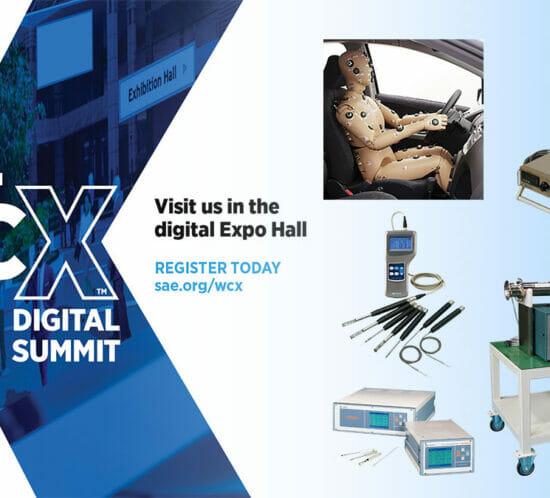 Kanomax SAE WCX World Congress 2021 Blog Image