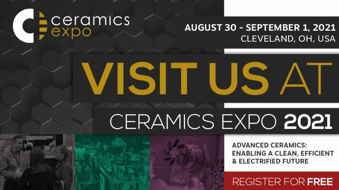 Ceramics Expo 2021 Blog Image