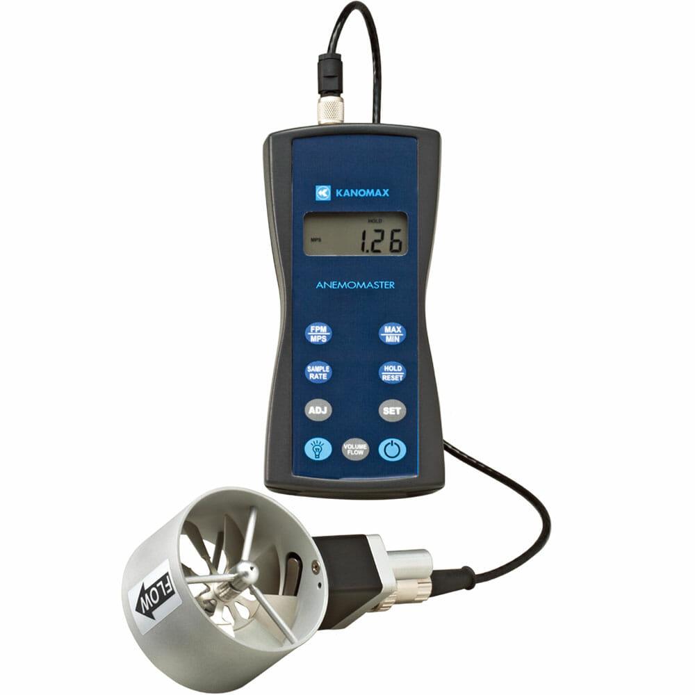 Rotating Vane Anemometer - Model 6822